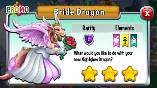 Dragon City - Bride Dragon + Fighting Boss [Ancient Dragon 2017]