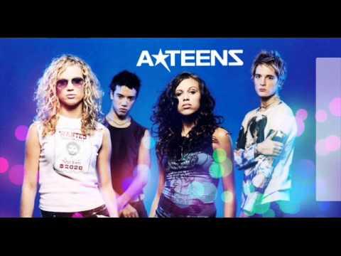 10- A*Teens - For All That I Am (Teen Spirit)