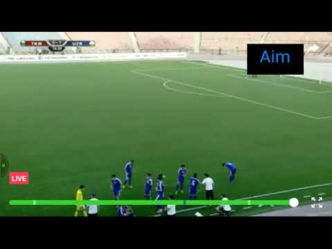 CAFA U-19 Championship: Turkmenistan Vs Uzbekistan