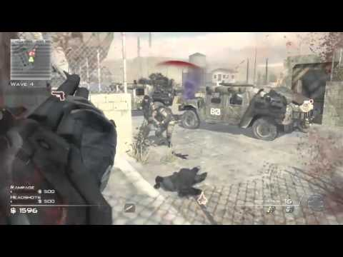 Impressions vidéo Call of Duty : Modern Warfare 3 – PC PS3 Xbox 360 – Zoom Gamekult