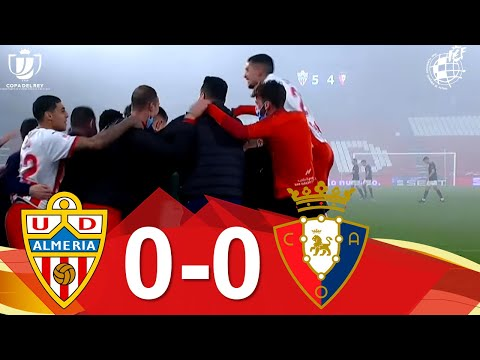 Almeria Osasuna Goals And Highlights