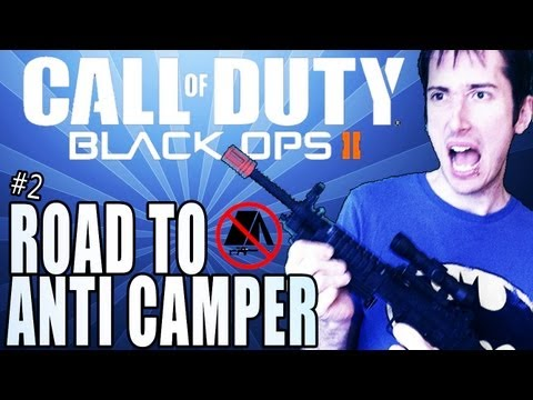 Road to Anti Camper #2 - Cecchino al Forno?!?!!?! | BO2