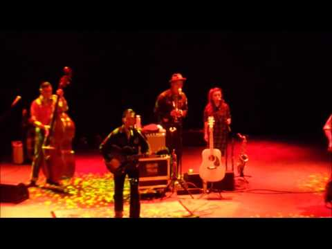 Pokey Lafarge in concert