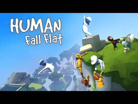 Human Fall Flat Live with Desi Gamer, MambaSr and Marzil