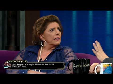 Leda Nagle Comenta Sobre Momento Delicado Com Zezé Di Camargo