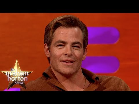 Chris Pine Impressed Fans With His Penis and Pubes | The Graham Norton Show