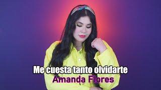 Me cuesta tanto olvidarte-Mecano/Amanda Flores (Cover)