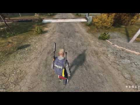 DayZ: Beta animations 2