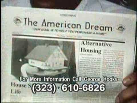 American dream article soapstone