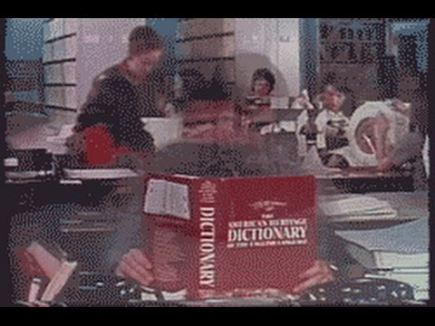 How to Market a Dictionary, 1970s Style