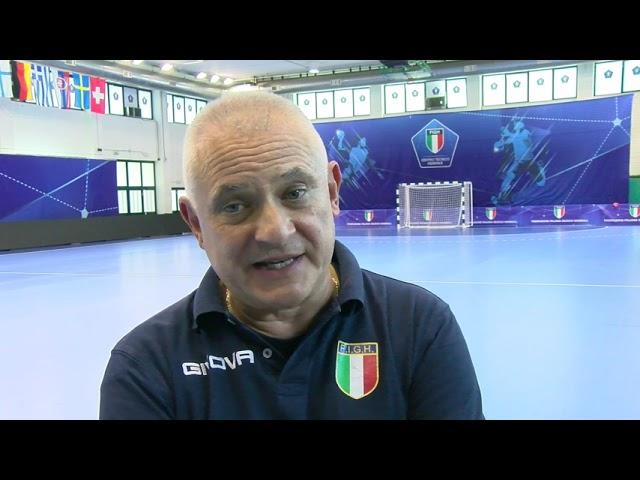 Italia U17 verso l'EHF Championship: interviste a Ljiljana Ivaci e Giuseppe Tedesco