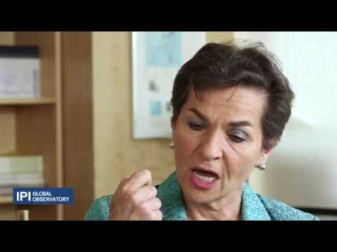 Interview with Christiana Figueres