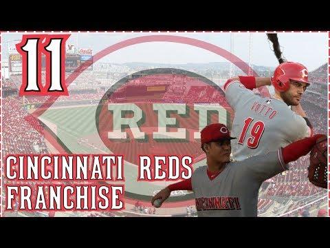 MLB The Show 18 Cincinnati Reds Franchise Ep. 11: Rocky Mountain High