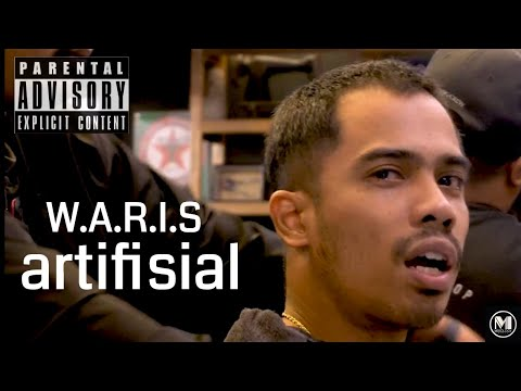 W.A.R.I.S - Artifisial (Official Music Video)