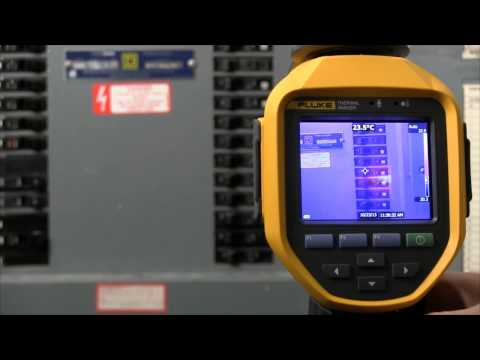 How to Use IR Fusion® Technology with AutoBlend™ Mode On Your Fluke Thermal Imager
