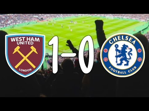 WEST HAM 1 - 0 CHELSEA MATCH DAY VLOG