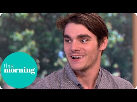 RJ Mitte Talks Breaking Bad and Presenting At The Paralympics  This Morning