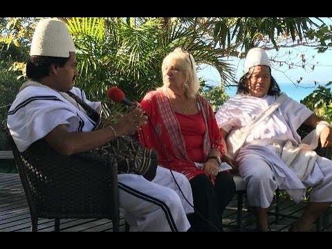 Los mamos de la Sierra Nevada de Santa Marta