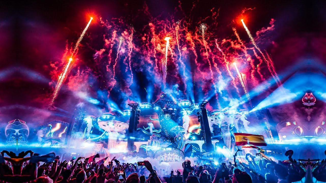 Festival Mashup Mix 2018 Best Warm Up Songs Of Weekend 2