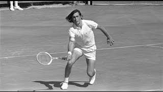 "See the Bad Boy of Tennis Ilie ""Nasty""Nastase"