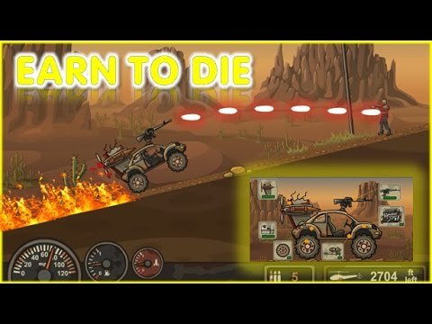 Earn to die - Car games Beginner Walkthrough - Not doppler |Y8.com ...