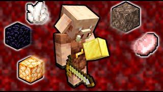 ALL Piglin Trades + Tricks | 1.16-1.16.2 Minecraft Nether Update