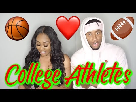 Dating A College Athlete. SPILLING THE TEA |Fadil Da Real