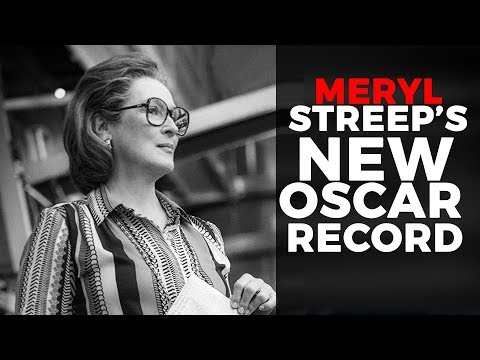 Meryl Streep Amazes Everyone - OSCAR 90th Academy Awards