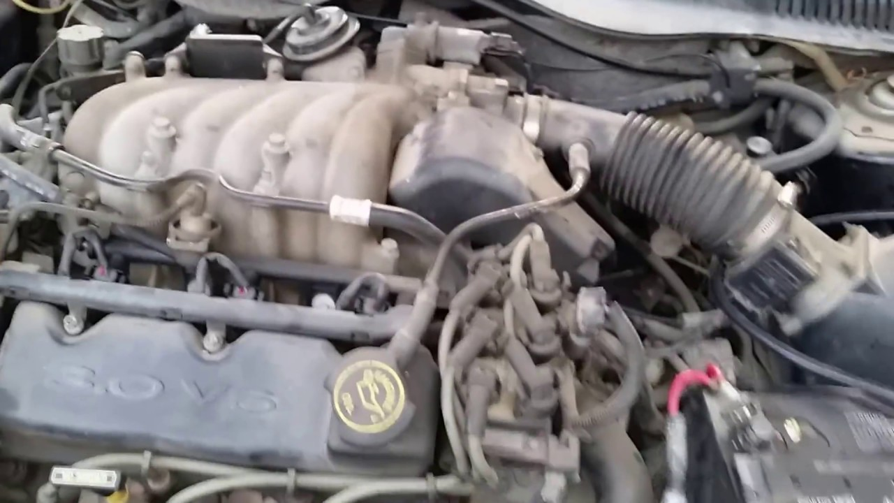 Speed Harness 2006 Taurus Wire Center Symbols Http Wwwinstructablescom Id Howtoreadcircuitdiagrams Before You Replace The Vss Including How To Change Transmission Rh Youtube Com Mpg 2008