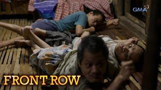Front Row: Tatlong magkakapatid sa Iloilo, hindi makalakad dahil sa kapansanan