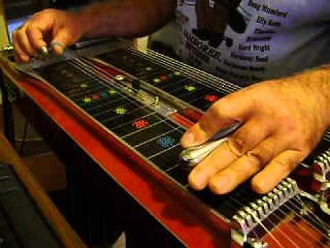 """Buck Owens """" Tom Brumley """" Buckaroo"""" Steel Guitar Break Db"""