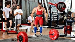 "Лето, не повод терять форму. ""Double Powerlifting Event 2015""."