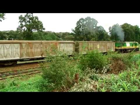 East African Infrastructure Video Documentary