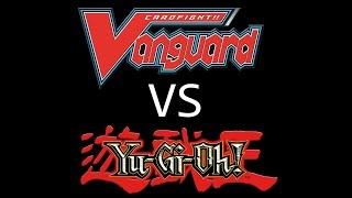 Vanguard VERSUS Yu-Gi-Oh! #1