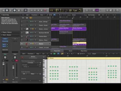 Jeremih - Oui Instrumental Remake (Logic Pro X)