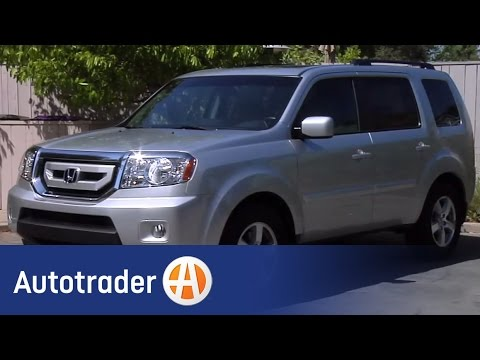 2011 Honda Pilot   SUV | New Car Review | AutoTrader
