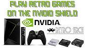 Hyperspin Nvidia Shield TV Retro Gaming Emulator - YouTube