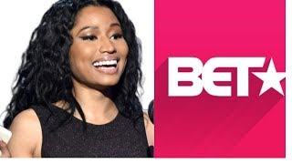 Nicki Minaj Has The LAST LAUGH With This Message She Sent To BET Today!!