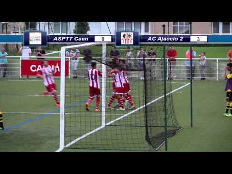 Rencontre CFA2 : Asptt Caen - Ac Ajaccio 2