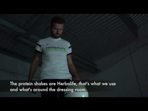 Herbalife Irish Sponsorship - TJ Reid and Shamrock Rovers! - SCD Nutrition