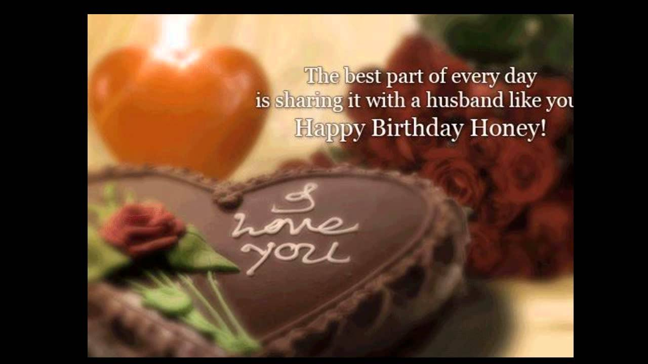 Birthday Wishes For Husband In Christian ~ Happy bithday to may hasband youtube