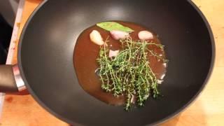 Tournedos sauce bordelaise : Faire une sauce bordelaise : Épisode 4/6