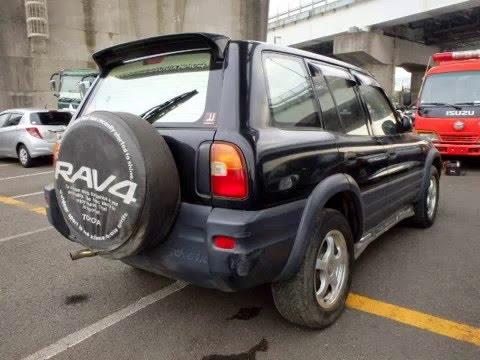 Used Toyota Rav4 Cars For Sale   SBT Japan
