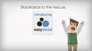 EasySocial - The Revolutionary Social Network Extension for Joomla.