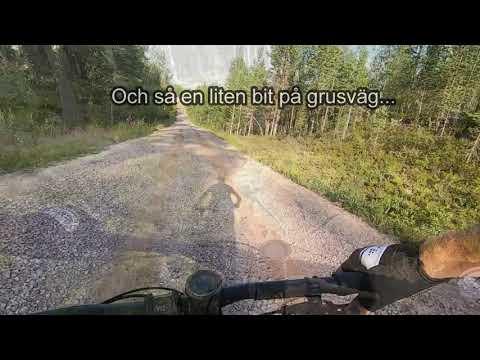 MTB Kalugapasset I Rörbäcksnäs Fullversion 40min