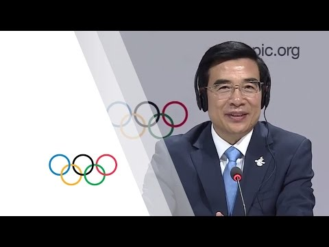 IOC and Beijing 2022 Host City Joint Press Conference