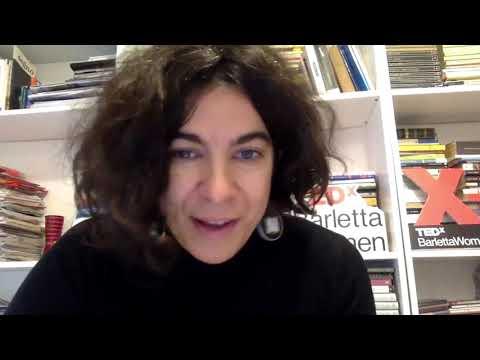 L'Arte non muore mai | Santa Nastro | TEDxBarlettaWomen