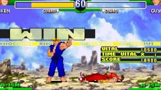 Street Fighter Alpha 3 - Vizzed.com GamePlay - User video