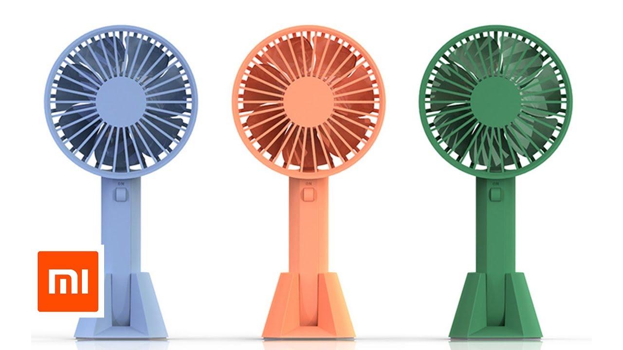 Mijia VH Mini Fan green