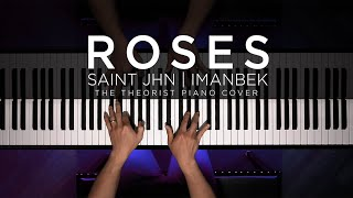 ROSES - SAINt JHN x Imanbek | The Theorist Piano Cover